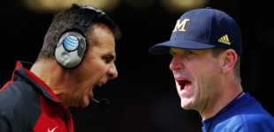 The Harbaugh vs. Meyer era begins