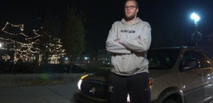 Riding With Matt Stainbrook